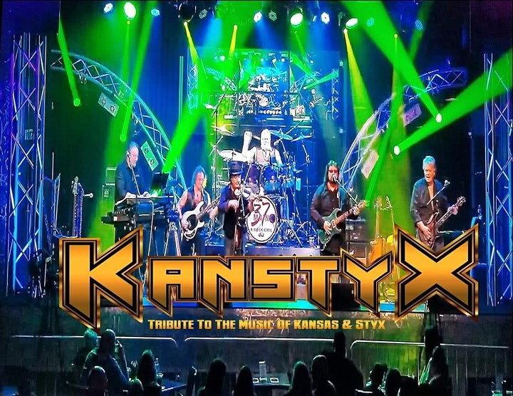 Kanstyx (Experience The sounds of STYX & Kansas LIVE) image