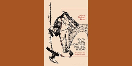 New Books in Asian Studies: South Asian Migrations in Global History tickets