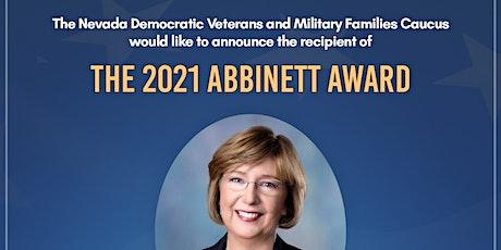 2021 Abbinett Award & Horner Award Ceremony tickets