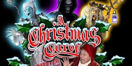 Murder Mystery Dinner Show: A Christmas Carol tickets