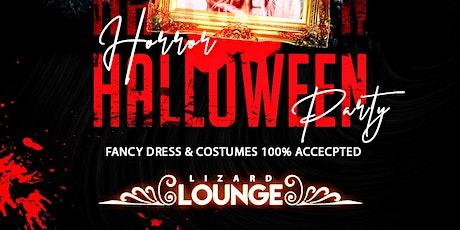 Lounge Saturdays presents - Horror Halloween tickets