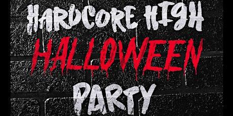 Hardcore High Halloween Party Tickets