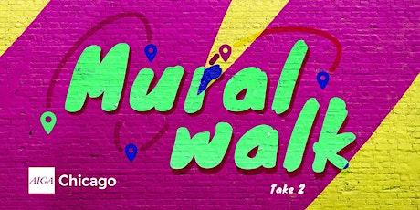 Mural Walking Tour: Take 2 tickets