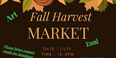 Fall Harvest Market tickets