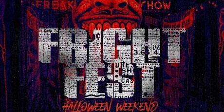 Fright Fest Halloween Weekend tickets