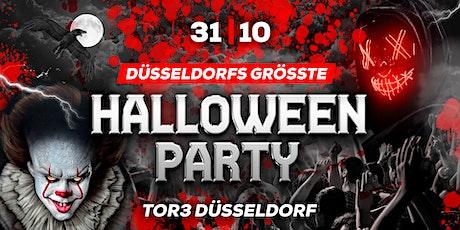 DÜSSELDORF´s GRÖßTE HALLOWEEN-PARTY Tickets