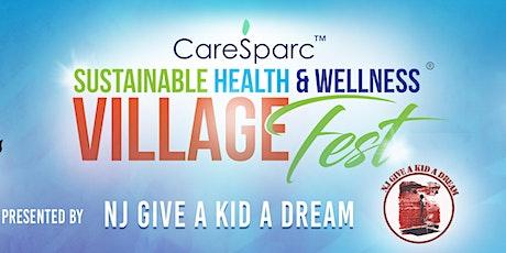 2021 Sustainable Health & Wellness Village Festival, Atlantic City tickets