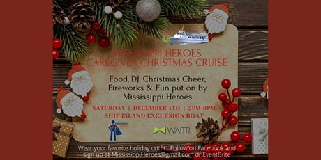 MS Heroes Family Caregiver Christmas Cruise tickets