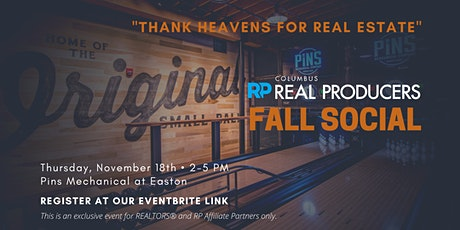 Thank Heavens for Real Estate! tickets