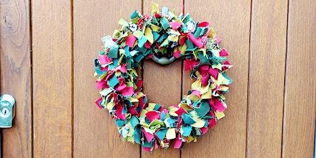 Beautiful Hand-Tied Wreath Making Workshop tickets