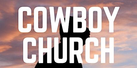 Cowboy Church tickets