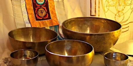 Sound Bath & Meditation Evening tickets