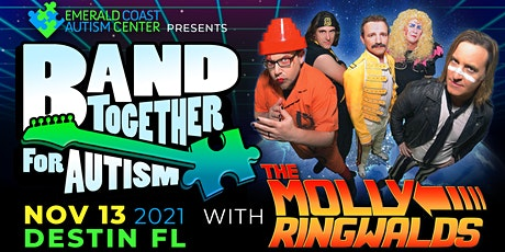 Band Together for Autism ft. The Molly Ringwalds tickets