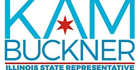 State Representative Kam Buckner Virtual Job Fair tickets