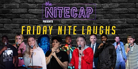 Friday Nite Laughs tickets