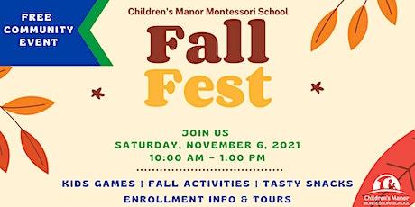 Fall Fest  - Children's Manor Montessori Baltimore tickets