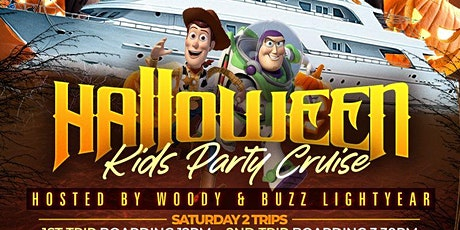 KIDS PARTY CRUISE : HALLOWEEN PARTY WITH 2 CRUISE TO CHOOSE FROM tickets