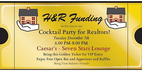 2021 Realtors Triple Play - Cocktail Party for Realtors tickets