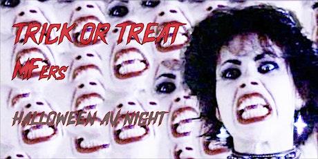 Halloween AV Night tickets