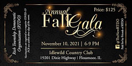 2021 Rich Township Democratic Organization Fall Gala tickets