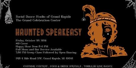 Haunted Speakeasy Halloween Bash tickets