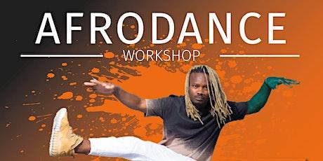 Stage de danse afro avec Lionel Vero billets