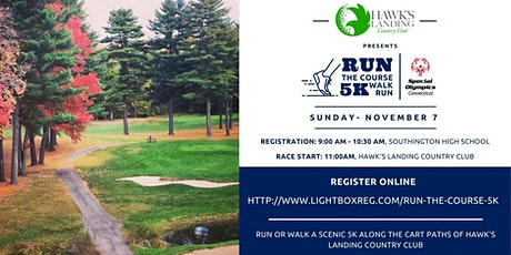 Run the Course 5K tickets