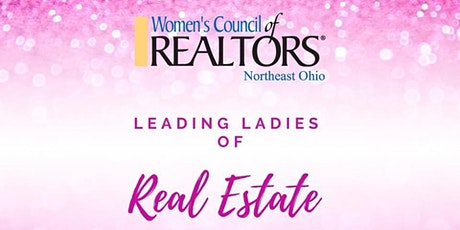Leading Ladies of Real Estate Awards tickets