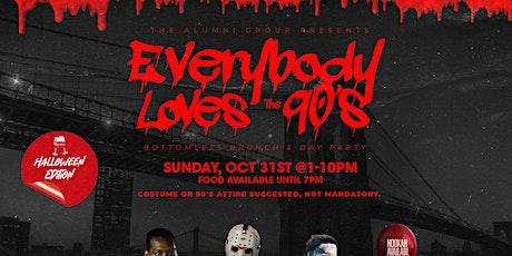 90's Halloween Brunch Party tickets