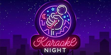 Karaoke night in lucky voice Soho tickets