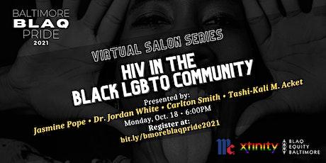 HIV in the Black LGBTQ/SGL Community tickets