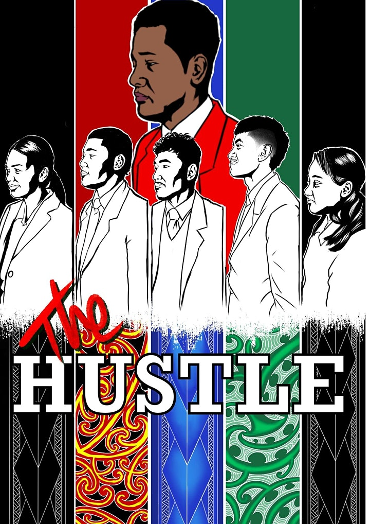 The Hustle-An award winning Young Enterprise Group Share their story image
