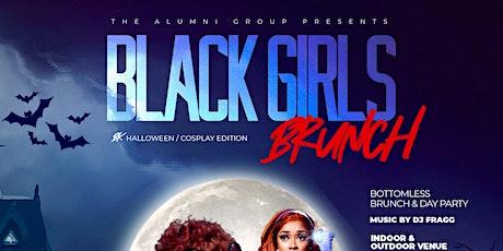 Black Girls Brunch - Bottomless Brunch & Day Party - Halloween Edition tickets