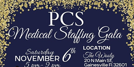 PCS Medical Staffing Gala tickets
