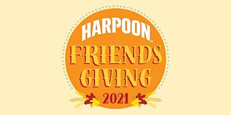 Harpoon Friendsgiving - Windsor, VT tickets