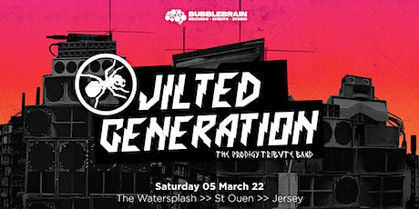Jilted Generation The Prodigy Tribute  Band @ The Watersplash tickets