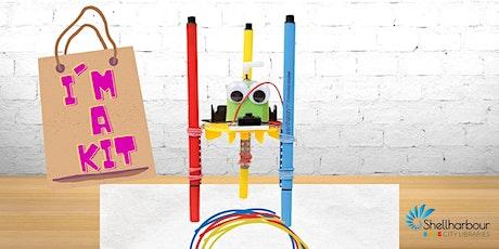 STEAM Studio: Scrawl Robot tickets