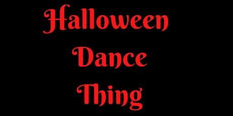 Halloween Dance Thing tickets