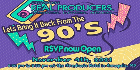 CRP Lets Bring It Back To The '90s Awards Party (Partners RSVP Only) tickets