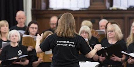 Scottish Opera Community Choir Rehearsals (in person) tickets