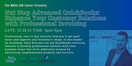 Advanced  Quickbooks Online: Invoicing Clients and Managing Receivables tickets