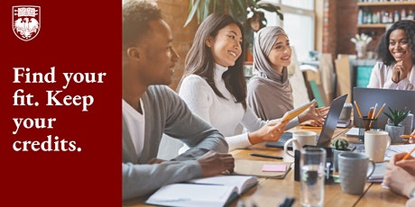 Graduate Student-at-Large Online Information Session tickets