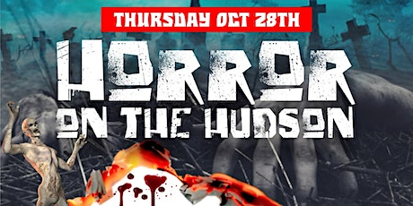 LATE NIGHT  HORROR ON THE HUDSON NEW YORK CITY PARTY CRUISE tickets