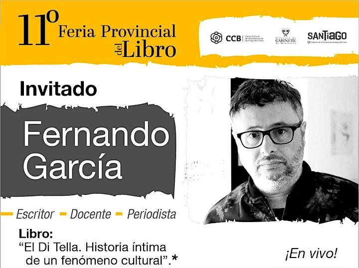 """Imagen de Presentación libro """"El Di Tella. Historia íntima de un fenómeno cultural"""""""