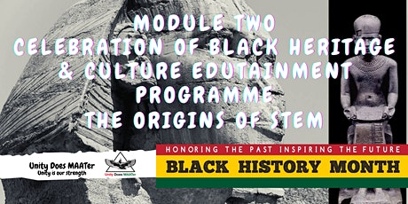 BHM Programme - STEM What did we  create? tickets
