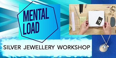Learn To Make Solid Silver Jewellery Making Course tickets