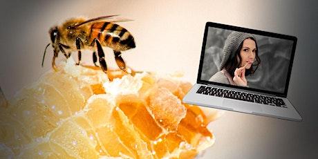 Perfume Accords: Honey, with Ashley Eden Kessler (online) tickets