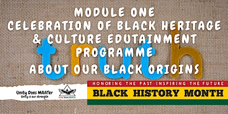 BHM Programme - Who was here more than 10,000 years ago? tickets