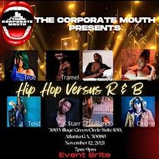 Hip hop vs R&B concert tickets