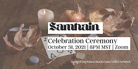 Samhain Dreaming Ceremony tickets